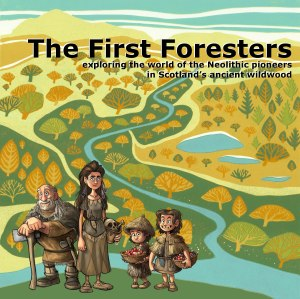 The First Foresters COVER (copyright Liz Myhill and Alex Leonard) (low res)